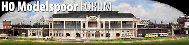 H0 Modelspoor Forum